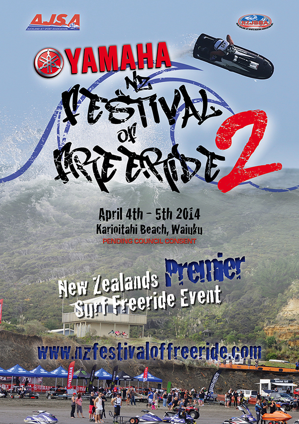 Event Flyer for FoF2